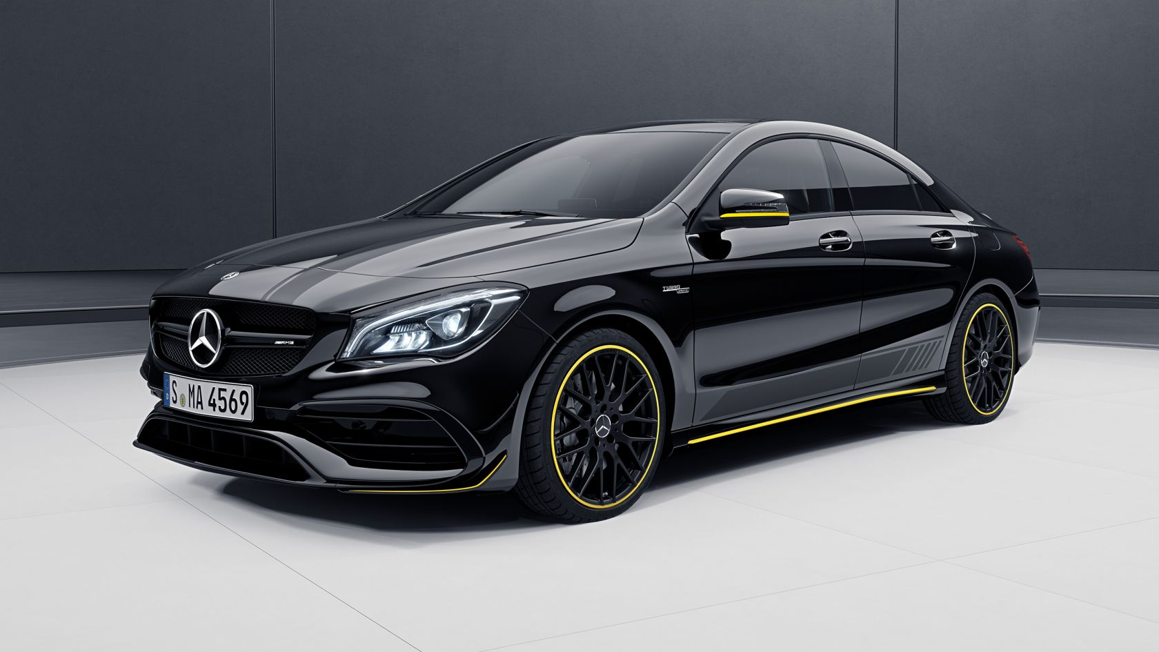 Cla Coup 233 Yellow Night Edition