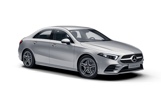 Mercedes Benz A Class Sedan Inspiration