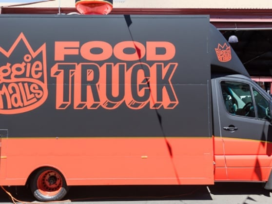 Not just any food truck