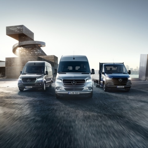 Finance Solutions Mercedes Benz Vans Australia