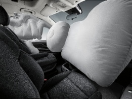 Marco Polo ACTIVITY, front-passenger airbag
