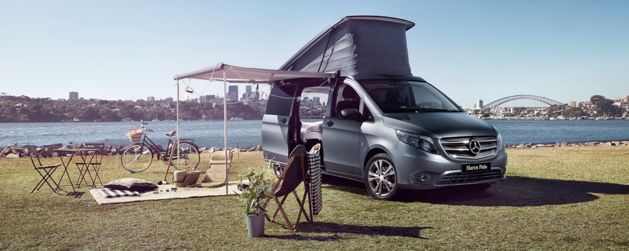 Vans, Love your work, Luxury glamping on cockatoo island, Marco polo ACTIVITY