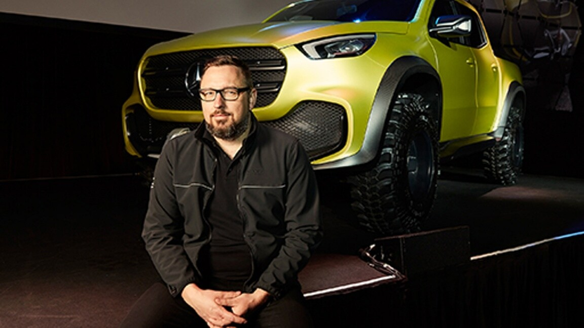 Vans, Love your work, Meet the man travelling the world with the concept X-Class, Sascha Belca