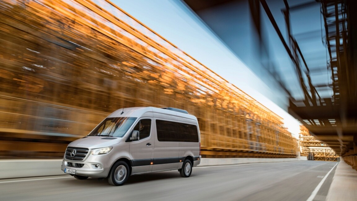 Vans, Love your work, New generation sprinter revealed