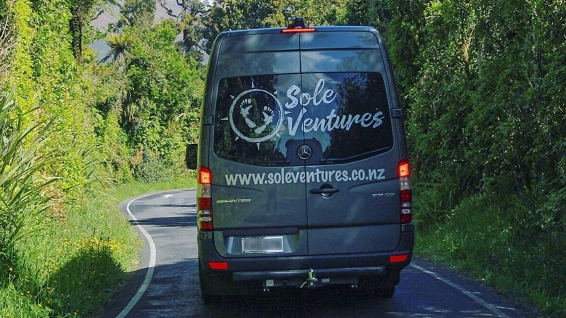 Vans, Love your work, Sole ventures, A lifetime of adventure, Sprinters fleet