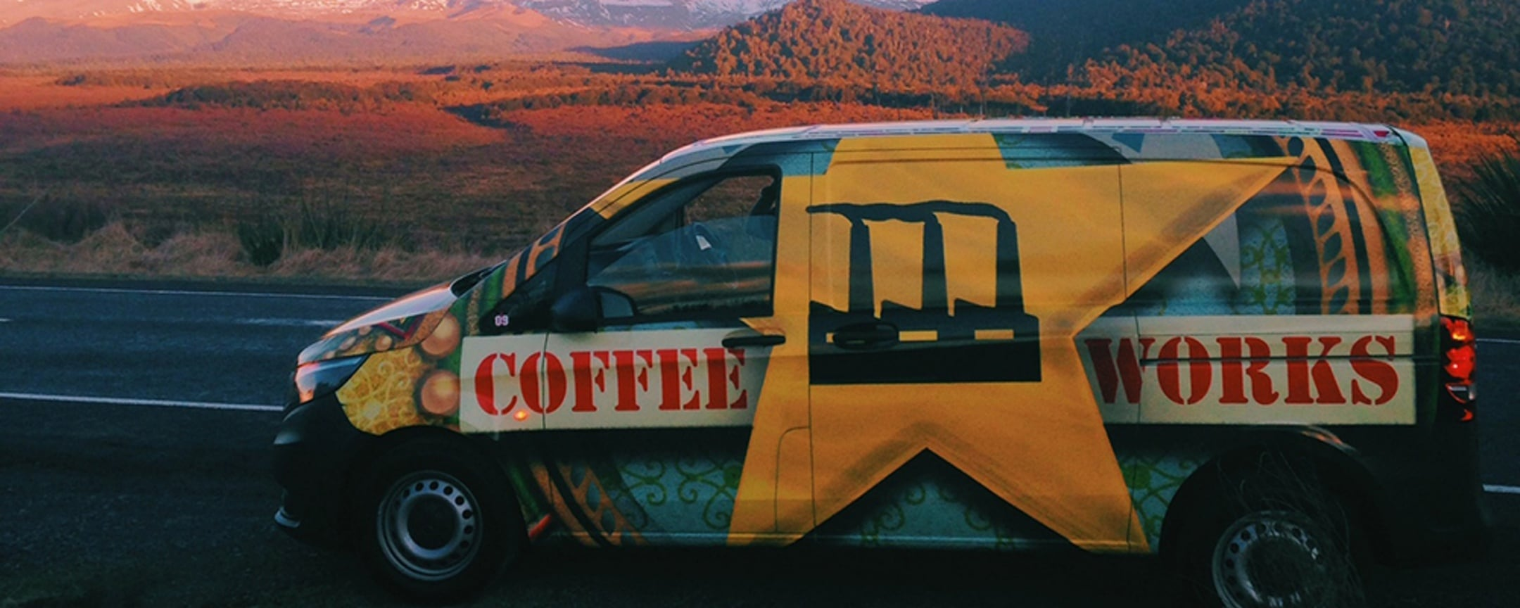 Vans, Love your work, Transforming new zealand cafe culture, Vito, Havana coffee, V6 diesel, Business