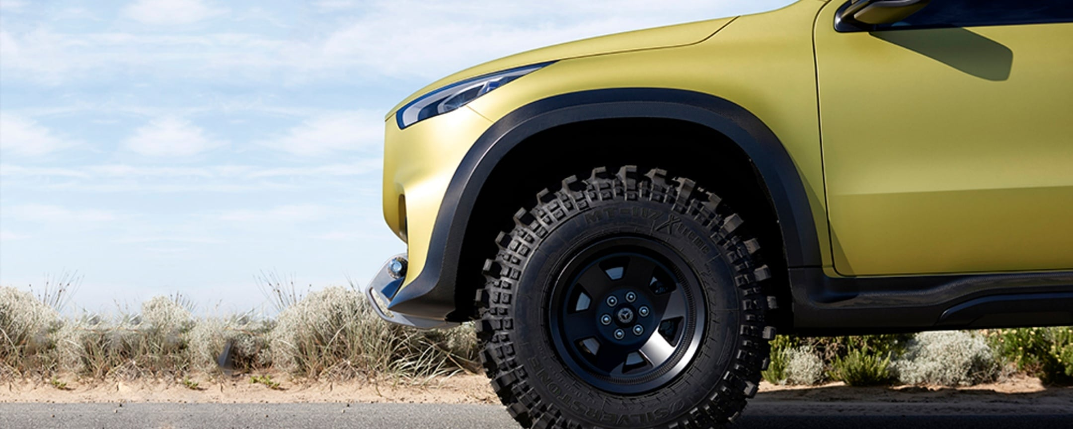 Vans, Love your work, X-class concept vehicle visits Australia, Premium ute, Luxury