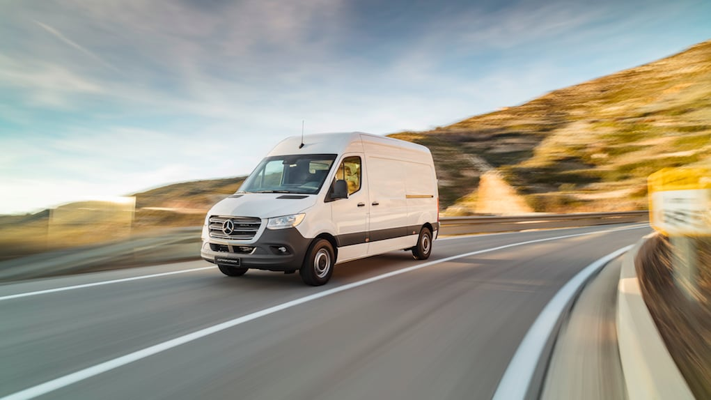 Vans, Love your work, Your road your sprinter