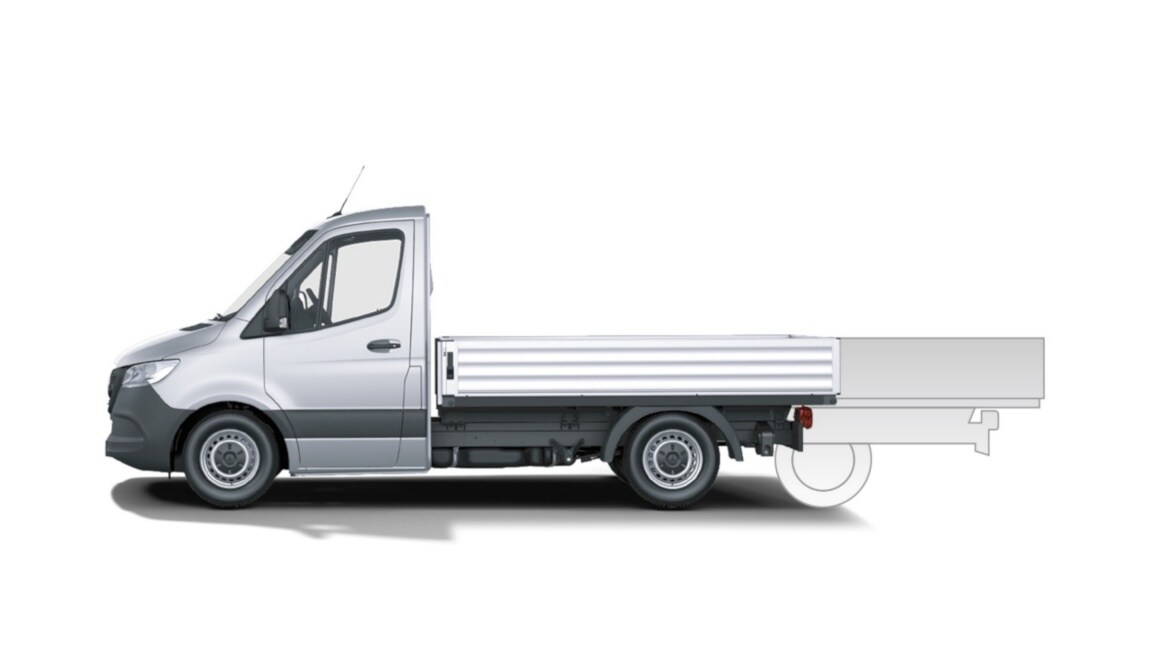 Sprinter Cab Chassis, adaptability