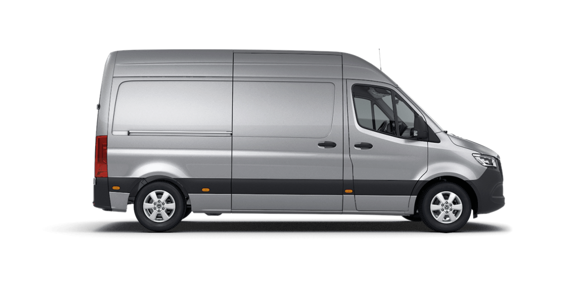Sprinter Panel Van, high roof, 3665-mm wheelbase
