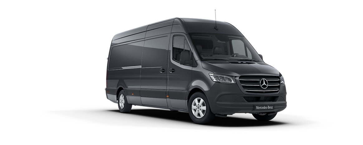 Sprinter Panel Van, tenorite grey