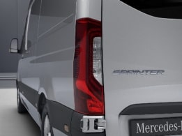 Sprinter Panel Van, LED tail lamps