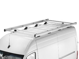Sprinter Panel Pan, roof cargo baskets