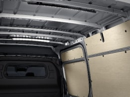 Sprinter Panel Van, LED light strip
