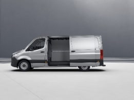 Sprinter Transfer Minibus, sliding door