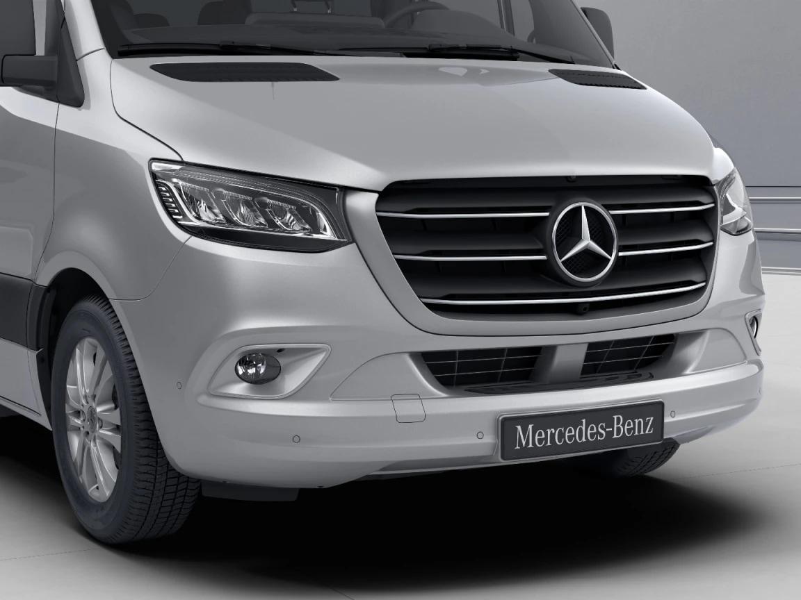 Sprinter Transfer Minibus | Mercedes-Benz Vans