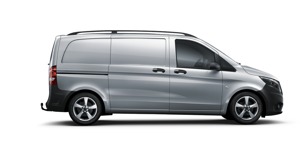 Vito panel van, body variants, normal, compact, 3200 mm wheelbase, short overhang