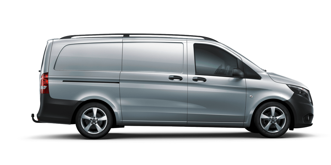 Vito panel van, body variants, normal, long, 3200 mm wheelbase, long overhang