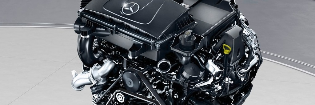 Mercedes-Benz Vans Engine