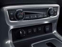 X-Class, POWER Grade, THERMOTRONIC climate control